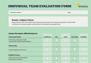 Template : Grille d'évaluation du jury