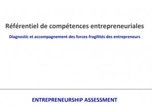 Référentiel de compétences entrepreneuriales